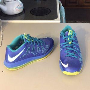 Nike Air Max Lebron X Xl Low Sprite solider 9.5